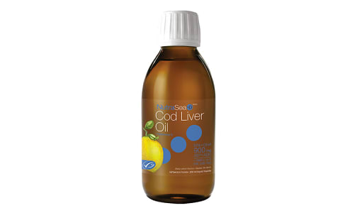 Omega-3 Cod Liver - Lemon- Code#: PC2567
