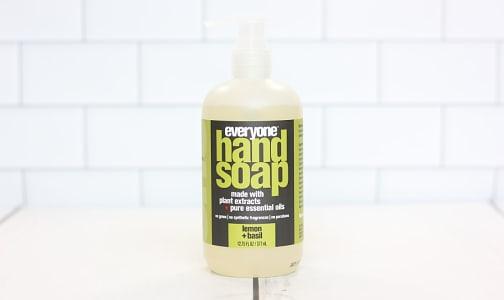 Hand Soap - Lemon + Basil- Code#: PC2578