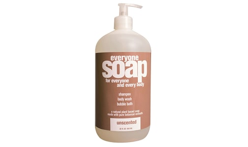 3-in-1 Soap - Unscented- Code#: PC2592