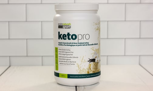 Keto Pro - French Vanilla Cream- Code#: PC2619