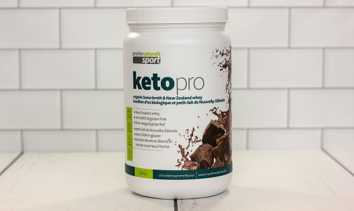 Keto Pro - Chocolate Supreme- Code#: PC2620