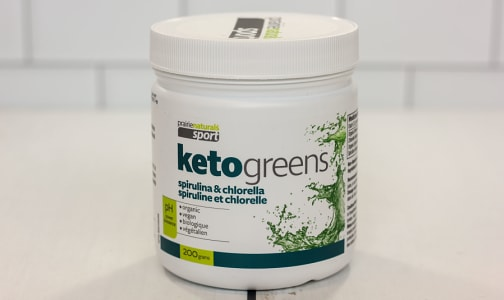 Organic Keto Greens- Code#: PC2623