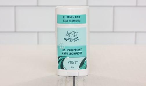 Organic Antiperspirant - Verve- Code#: PC2626