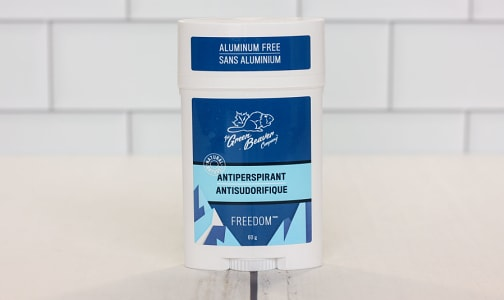 Organic Antiperspirant - Freedom- Code#: PC2629