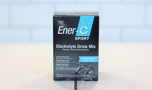 Sport Electrolyte Drink Mix - Mixed Berry- Code#: PC2631