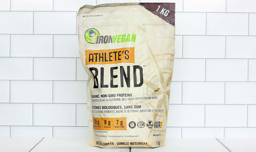 Athlete's Blend - Vanilla- Code#: PC2640