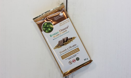 Brocco-Chocco Maple Crunch- Code#: PC2653