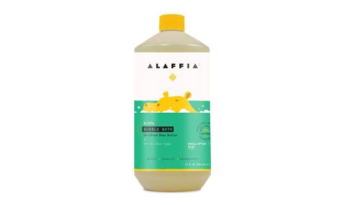 Babies & Kids Shea Bubble Bath - Comforting Eucalyptus Mint- Code#: PC2660