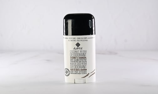 Coconut Reishi Deodorant - Coconut & Charcoal- Code#: PC2672
