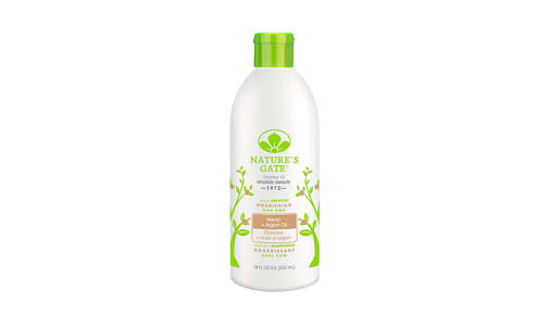 Hemp + Argan Oil Nourishing Shampoo- Code#: PC2677