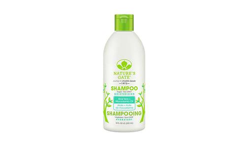 Aloe Vera + Macadamia Oil Moisturizing Shampoo- Code#: PC2679