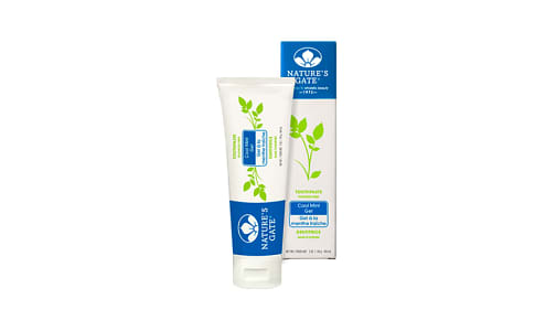 Toothpaste - Cool Mint Gel- Code#: PC2702