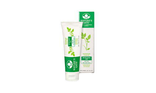 Toothpaste- Wintergreen Gel- Code#: PC2704