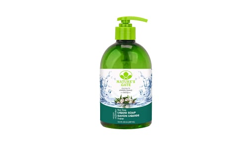 Tea Tree Liquid Soap- Code#: PC2722