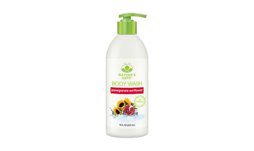 Pomegranate Sunflower Body Wash- Code#: PC2730