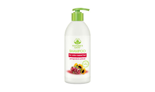 Pomegranate + Sunflower Hair Defense Shampoo- Code#: PC2737