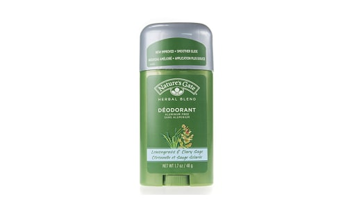 Herbal Blend Lemongrass & Clary Sage Deodorant- Code#: PC2739