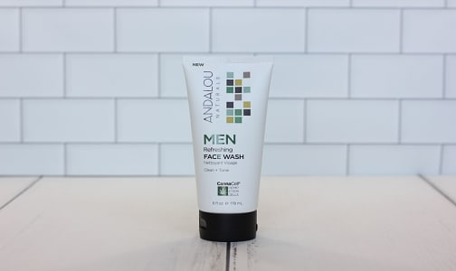 Mens Refreshing Face Wash- Code#: PC2744