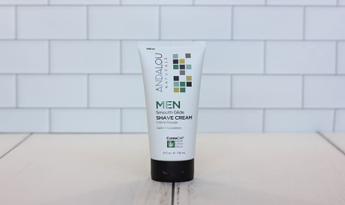 Organic Men's Smooth Glide Shave Cream- Code#: PC2745