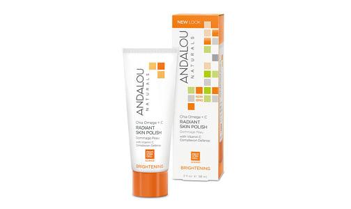 Chia Omega + C Radiant Skin Polish- Code#: PC2755