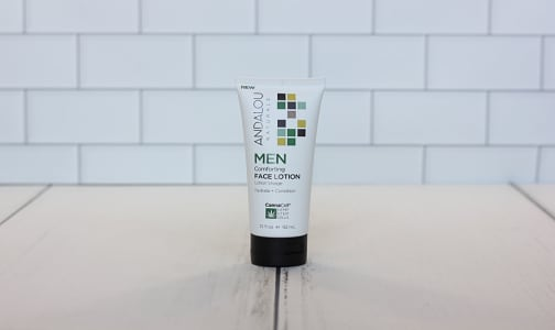 Organic Men's Comforting Face Lotion- Code#: PC2757