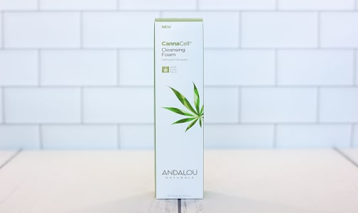 CannaCell® Cleansing Foam- Code#: PC2765