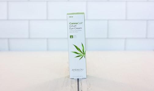 Organic CannaCell® D.Puff Eye Cream- Code#: PC2773