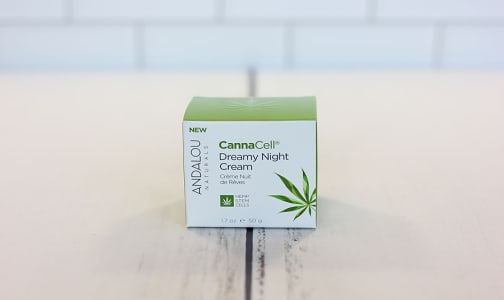 Organic CannaCell® Dreamy Night Cream- Code#: PC2775