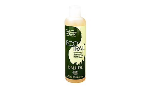 Organic ECOTRAIL Shampoo / Shower Gel- Code#: PC2790