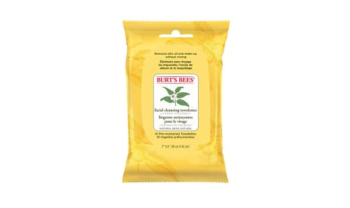 Facial Cleansing Towelettes With White Tea Extract- Code#: PC2846