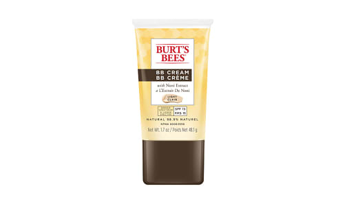 BB Cream With SPF 15 - Light- Code#: PC2856