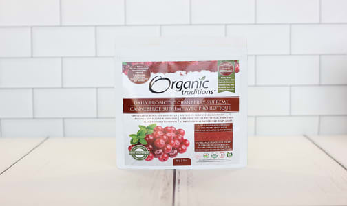 Sample - Probiotic Cranberry Supreme- Code#: FR0067