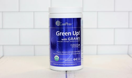 Green Up! With Grams- Code#: PC2947