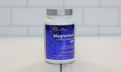 Magnesium Sleep + Gaba & Melatonin- Code#: PC2948