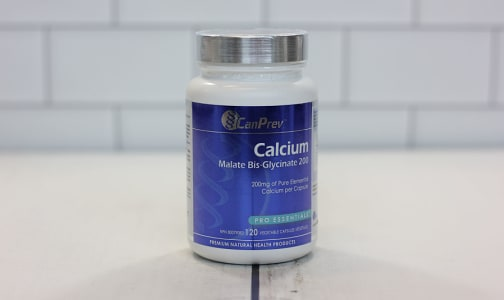 Calcium Malate Bis-Glycinate 200- Code#: PC2949