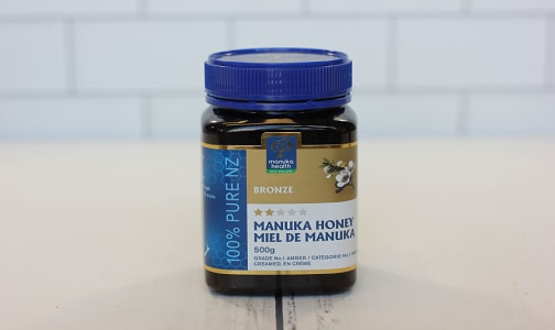Manuka Honey Bronze MGO 100+- Code#: PC2981