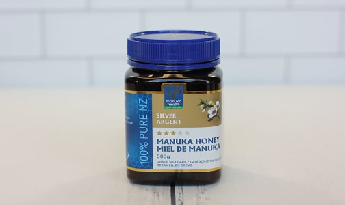 Manuka Honey Silver MGO 250+- Code#: PC2983