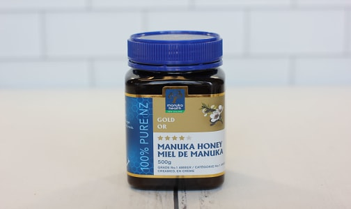 Manuka Honey Gold MGO 400+- Code#: PC2985