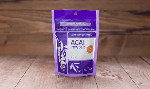 Organic Acai Freeze Dried Acai Powder- Code#: PC3006