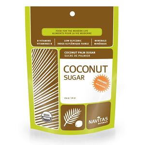 Organic Coconut Palm Sugar- Code#: PC3007