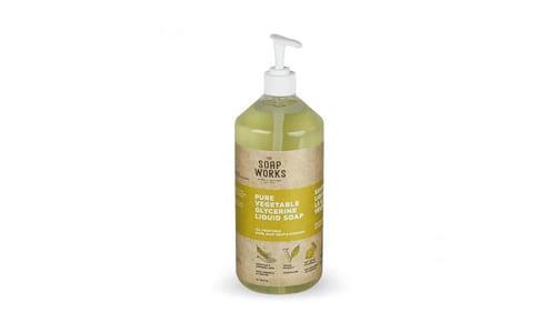 Pure Liquid Glycerine Soap- Code#: PC3082