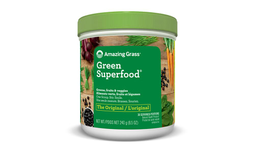 Organic Green Super Food Powder- Code#: PC3102