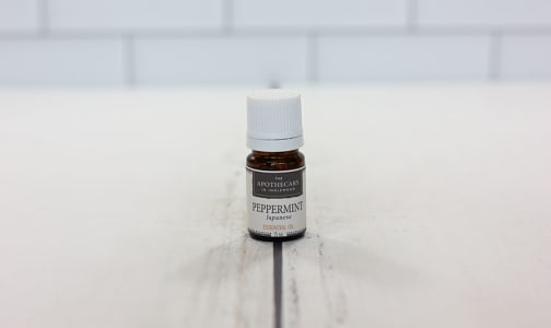 Organic Japanese Peppermint, Essential Oil- Code#: PC3159