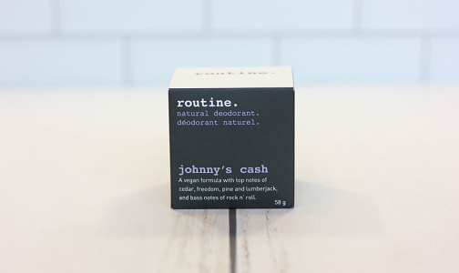 Johnny's Cash Deodorant- Code#: PC3237