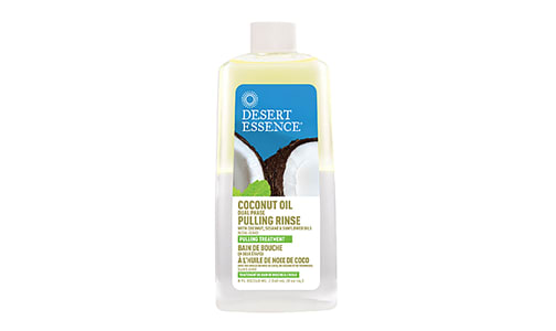 Coconut Oil Dual Phase Pulling Rinse- Code#: PC3298