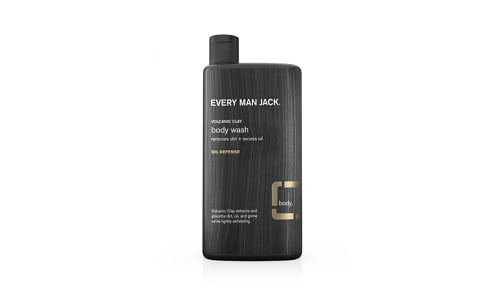 Volcanic Clay Body Wash - Oil Defense- Code#: PC3331