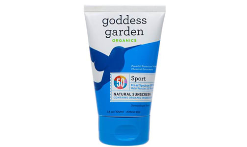 Sport Mineral Sunscreen -  SPF 50- Code#: PC3336