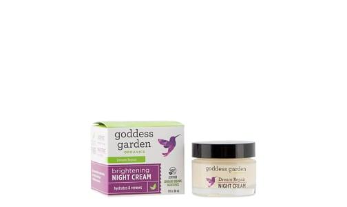 Dream Repair - Brightening Night Cream- Code#: PC3340