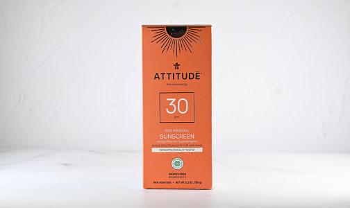 Mineral Sunscreen SPF 30 - Orange Blossom- Code#: PC3391