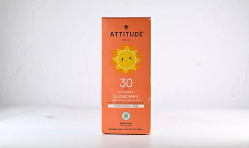 Mineral Sunscreen SPF 30 Baby & Kids - Vanilla Blossom- Code#: PC3398